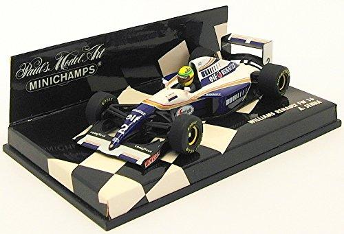 【中古】1/43 ウィリアムズルノー FW16 #2 A.セナ 1994