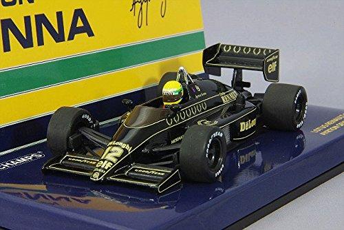 【中古】☆ ミニチャンプス 1/43 ロータス ルノー 98T 1986 F1#12 A.セナ
