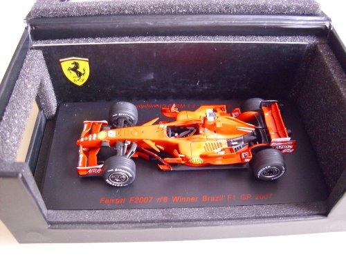 【中古】FERRARI F2007 Kimi Raikkonen