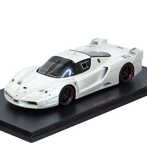 【中古】フェラーリ FXX 06 ホワイト (1/43 RL127) 完成品
