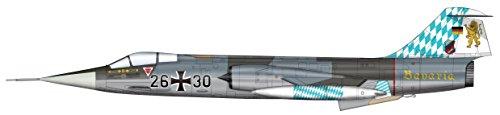 【中古】ホビーマスター 1/72 F-104G スターファイター 西ドイツ空軍 JG.32 26+30 完成品