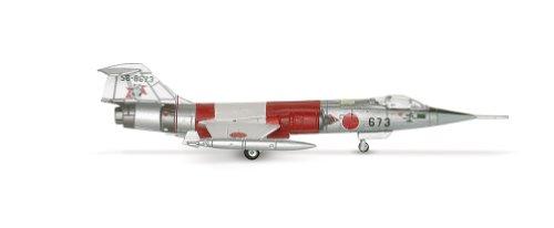 【中古】ヘルパ 1/200 ロッキード F-104J 航空自衛隊 (552165) 完成品