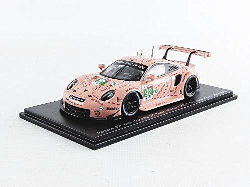 【中古】1/43 ポルシェ 911 RSR No.92 Porsche GT Team Winner LMGTE Pro class 24H Le Mans 2018