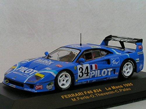 【中古】1/43 フェラーリ 〓 F40 / ルマン24時間 1995 〓 Ferrari