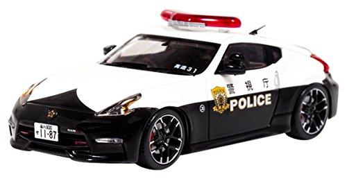 【中古】RAI'S 1/43 日産 フェアレディ Z NISMO (Z34) 2016 警視庁高速道路交通警察隊車両 完成品