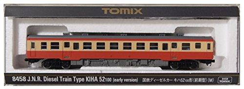 【中古】TOMIX Nゲージ キハ52 100形 前期型 M 8458 鉄道模型 ディーゼルカー