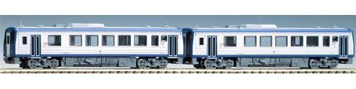 【中古】Nゲージ車両 キハ120形ディーゼルカー (関西線) 92132
