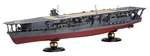 【中古】フジミ模型 1/350日本海軍航空母艦 加賀