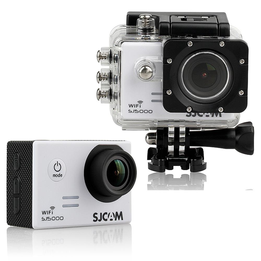 正規品 技適取得済み SJCAM SJ5000 Wifiモデル HD アクションカメラ スポーツカメラ 2.0インチディスプレイ 高画質1080P 防水機能 広角170度 ◇FAM-SJ5000-WIFI