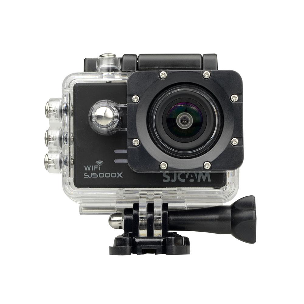 正規品 技適取得済み SJCAM SJ5000X ELITE 日本語表示可能 ウェアラブルカメラ WiFi 2K 4K 24fps 高解像度 防水仕様 ビデオ解像度 【スポーツ】◇FAM-SJ5000XELITE
