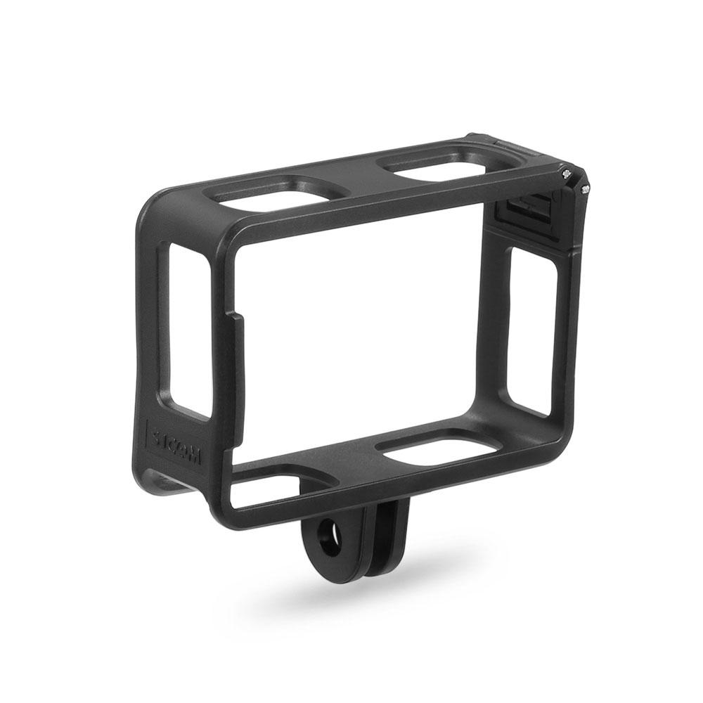 迅速な対応で商品をお届け致します SJCAMアクションカメラSJ8シリーズ専用のネイキッドフレームです SJCAM SJ8シリーズ用 ネイキッド 百貨店 フレーム 保護 音声 重視 アクセサリー Plus SJ8 Pro FAM-SJ8-FRAME Air 定形外郵便