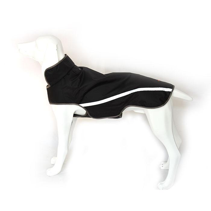 雨の日が楽しみになっちゃう 激安通販ショッピング シンプルなのにオシャレで可愛い犬用レインコートです 犬用 レインコート ジャケット レインウェア 面ファスナー ペット用品 おでかけ 雨の日 FAM-VC-DRAIN 小型犬~中型犬向け アウトドア OUTLET SALE 反射テープ