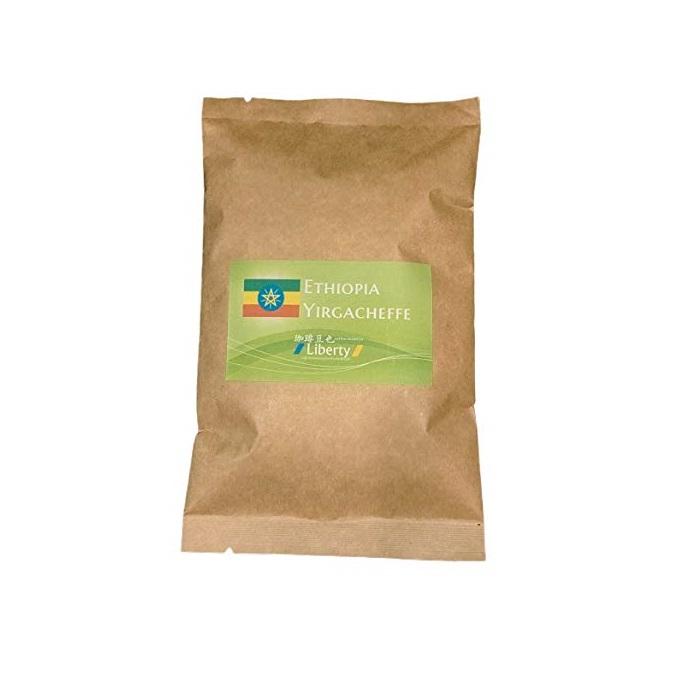 送料無料(一部地域を除く) 焙煎人珈琲豆也の エチオピア 日本 イルガチャフィ 豆でも粉でも可 100グラム