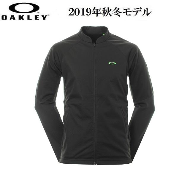 オークリー ゴルフ ウェア メンズ ジャケット【OAKLEY】ENGINEERED SOFTSHELLカラー:DULL ONYX(27C)412771US/EUモデル