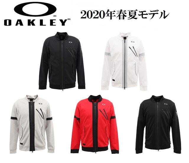 オークリー ゴルフ ウェア メンズ スカル ブルゾン【OAKLEY】SKULL VERSATILE BLOUSONカラー:BLACKOUT(02E)カラー:WHITE(100)カラー:LIGHT HEATHER GRAY(22K)カラー:RED LIGHT(420)カラー:BLACK HEATHER(00H)FOA400772