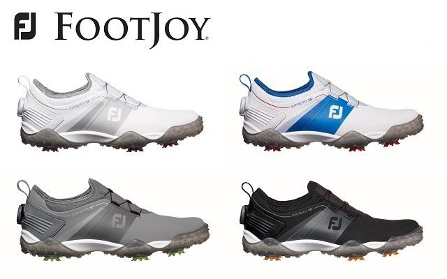 フットジョイ ゴルフ メンズ シューズ【FootJoy】SUPERLITES XPスーパーライト エックスピーカラー:ホワイト/グレー(58067)カラー:ホワイト/ブルー(58068)カラー:グレー(58069)カラー:ブラック(58070)ウィズ:Wラッキーシール対応