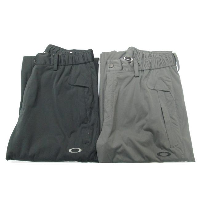 【OAKLEY】オークリー ゴルフ レイン パンツ スカルSKULL DISTINCT RAIN PANTカラー:JET BLACK(01K)カラー:SHADOW(20G)素材:ポリエステル100%
