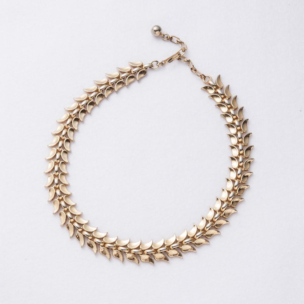 TRIFARI製ネックレス
