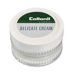 カーフやラム シープ アニリン染 等の汚れを落としながら栄養を与えます 待望 Collonil デリケートクリーム 50ml コロニル 送料無料新品
