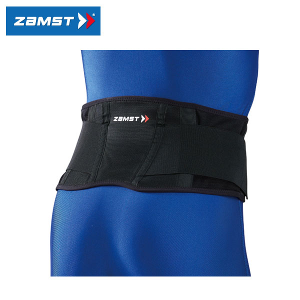 大規模セール 薄さと軽さを追求したライトタイプ ZaMST ザムスト 発売モデル ZW-3 腰サポーター