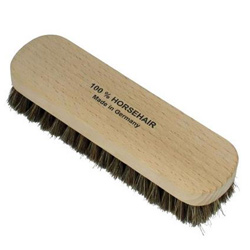 高級ブナ材に馬毛を100%使用したドイツ製ブラシ ドイツブラシ 100%品質保証 毎週更新 ホースヘア 馬毛ブラシ 16cm