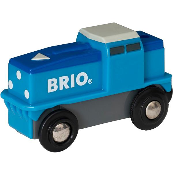 秀逸 (人気激安) バッテリー式カーゴエンジン BRIO ブリオ カーゴバッテリーエンジン 33130