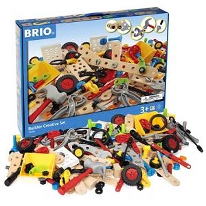 BRIO ブリオ ビルダー クリエイティブセット 34589
