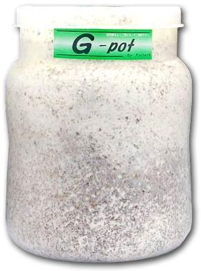 菌糸ビン G-pot フォーテック 現金特価 1500cc 海外