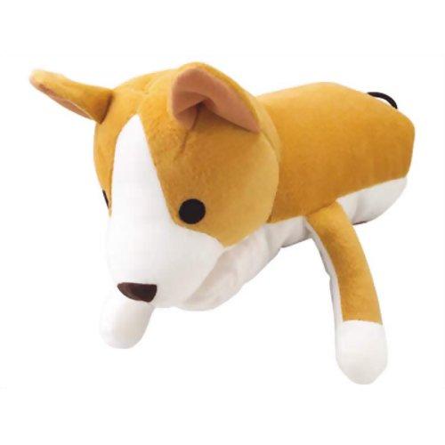 手にはめて愛犬と遊ぶ 当店人気のスキンシップトイ アニマルミトン コーギー ボンビアルコン 犬用おもちゃ 激安超特価 ぬいぐるみ パペット セール品 まとめ買い特価 4977082293131 ミトン