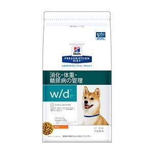 ヒルズ 【犬用特別療法食】 プリスクリプション・ダイエット【w/d】(7.5kg)  【0052742225609 】