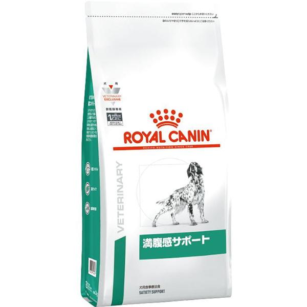 大好評です 減量を必要とする犬 便秘の犬のために 満腹感サポート 〔8kg〕ロイヤルカナン 正規認証品 新規格 ドライ 3182550732956 犬用療法食