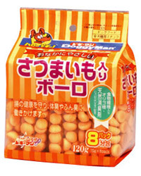 国産 食物繊維 オリゴ糖配合 マーケティング 15g×8袋の小分けパック さつまいも入りボーロ 120g おやつ ボーロ ドギーマンハヤシ 15g×8袋 お得なキャンペーンを実施中 ドッグフード