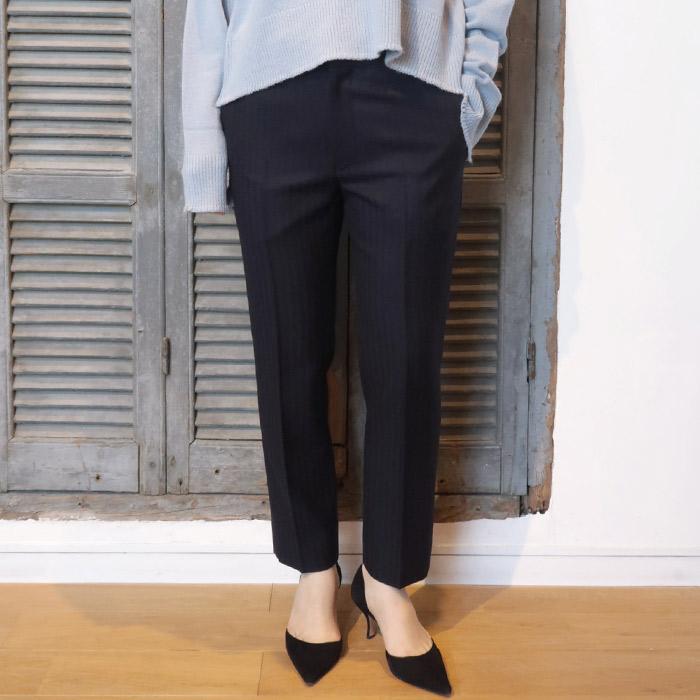 【アウトレット】【送料無料】2019AWSCYE BASICSサイベーシックスHerinbone Tailored Trousers【全2色】