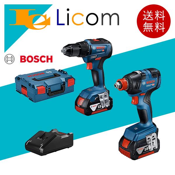 人気 送料無料 DIY作業の強い味方 超お得なボッシュのドライバードリルセット 数量限定 即納 ボッシュ インパクトドライバー 電動ドライバー 低価格化 ドライバードリル 18V コードレス ドライバードリルセット バッテリー ケース L-BOXX136 BOSCH 充電式 A1840LIB×2 業務用 GAL18V-40 小型 GDX18V-200 充電器 家庭用 信頼 GDX18V200GSR GSR18V-55