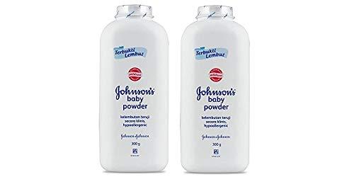 Johnson ジョンソン ベビー 格安店 300g×2本セット 微香 休み パウダー