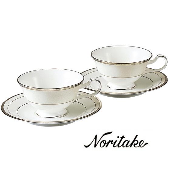 【ノリタケ】≪シャンパンパールズ≫ティー・コーヒー碗皿ペアセットペア碗皿 内祝い お返し 出産内祝い 結婚お祝い 結婚内祝い 母の日 父の日 誕生日プレゼント コーヒーペアセット 記念品