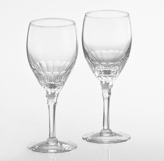 カガミクリスタルペア白ワイングラス<エクラン>ギフト 出産内祝い 新築内祝い 入学内祝い 結婚内祝い 快気祝 御礼 プレゼント 記念品 誕生日 母の日