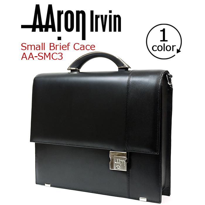 ≪イベント期間限定ポイント10倍≫ AAron Irvin アーロン・アーヴィン ビジネスバッグ スモールブリーフケース バッグ かばん 送料無料♪ メンズ 通勤 おしゃれ 人気 SMC3