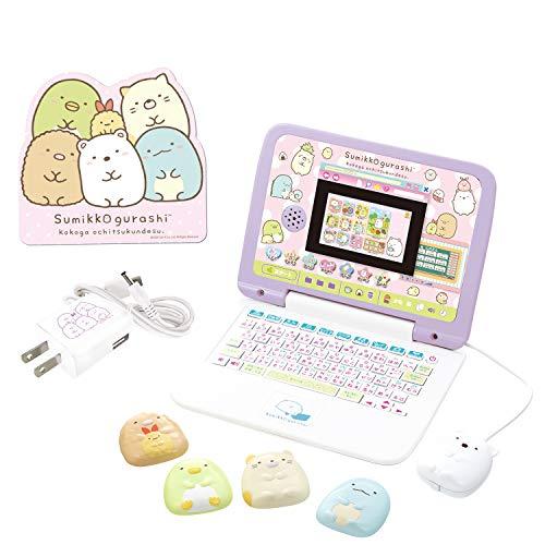 マウスできせかえ すみっコぐらしパソコン+ 卸売り 人気ブランド多数対象 プラス