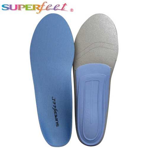 Superfeet スーパーフィート トリムフィット ブルー 2402