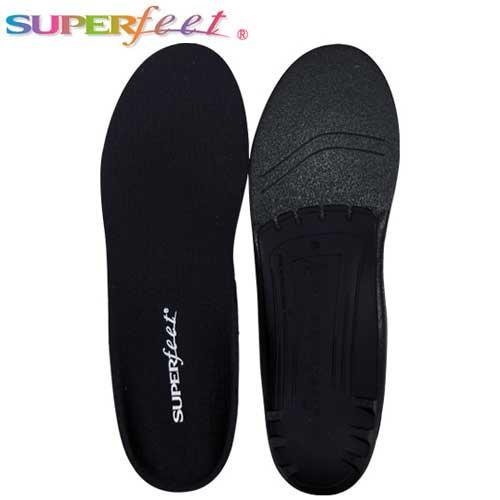 スーパーフィート SUPERfeet トリムフィット ブラック 品番:3404/SUPERfeet