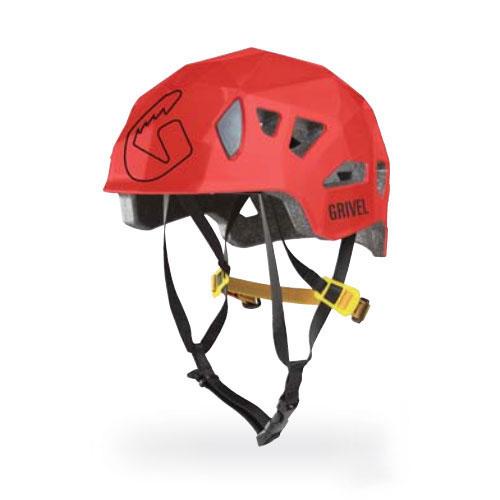 GRIVEL グリベル ステルスHSヘルメット レッド GV-HESTEH【送料無料】