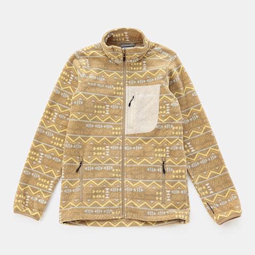 コロンビア Columbia バックアイスプリングス ウィメンズジャケット / Crouton Pattern品番:PL3142