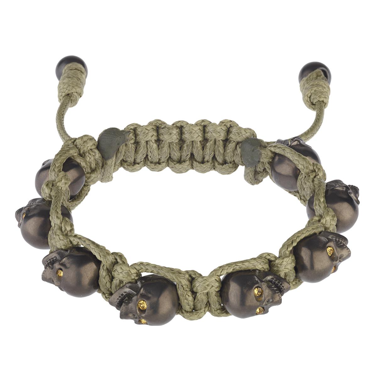 BOMBERG ボンバーグ skully bracelet jw-mgt-pkg.m1.3