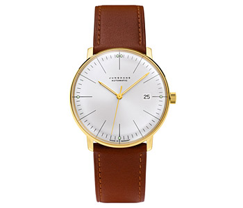 JUNGHANS ユンハンス 日本正規輸入品 保証書付 Max Bill Automatic by アウトレットセール 特集 Junghans 7700 予約販売 00 027