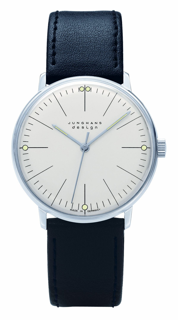 Max Bill by Junghans Hand wind 027 3700 00