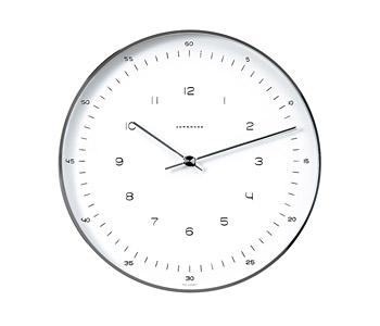 【予約注文】Max Bill by junghans Wall Clock 367 6047 00