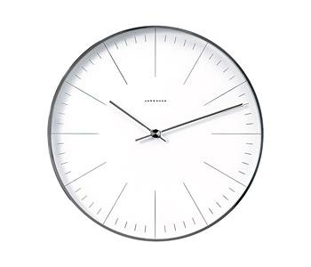 Max Bill by junghans Wall Clock 367 6049 00