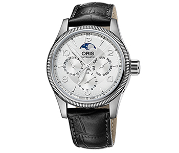 ORIS/オリス【アヴィエイション】ビッグクラウン コンプリケーション 58276784061D