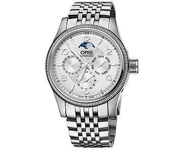 ORIS/オリス【アヴィエイション】ビッグクラウン コンプリケーション 58276784061M